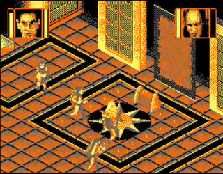 Ghostbusters 2 (Amstrad CPC)