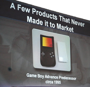 Game Boy Advance predecessor
