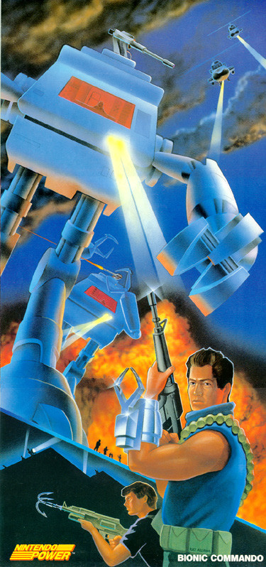 Allegedly Bionic Commando