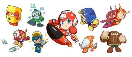 Mega Man 2: Powered Up