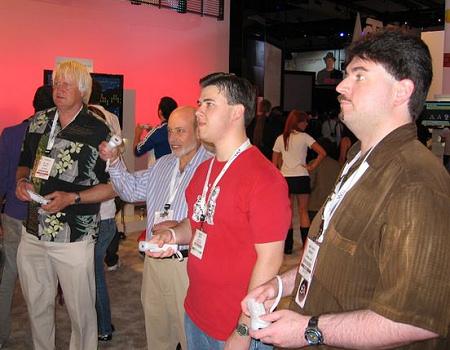 Charles Martinet plays New Super Mario Bros. Wii