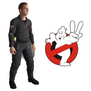 Ghostbusters II jumpsuit