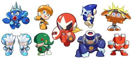 Mega Man 3: Powered Up