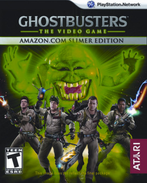 Ghostbusters: The Video Game (Slimer Edition)