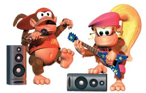 Diddy and Dixie Kong Jam