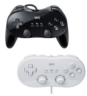 Classic Controller Pro and Classic Controller