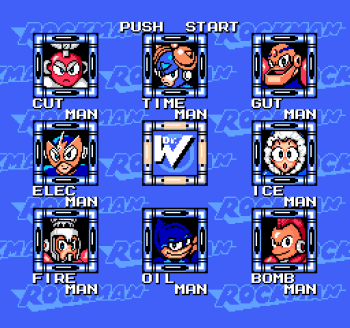 Mega Man: Powered Down