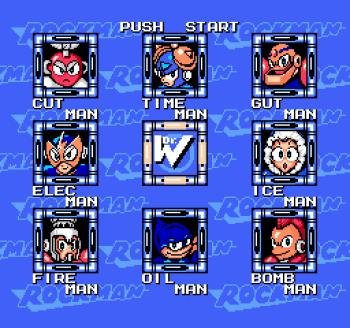 Mega Man: Powered Down