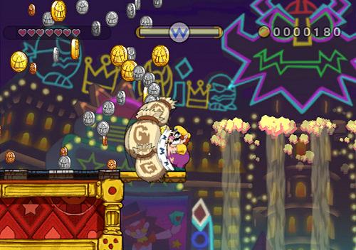 Wario Land: Shake It!!