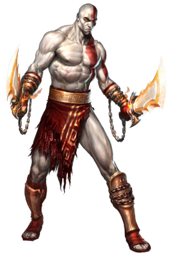 Press The Buttons: Kratos Joins Mortal Kombat