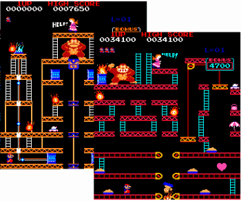Press The Buttons: Unofficial Donkey Kong Sequel Wants ...