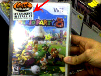 Mario Party 8 (some assembly required)