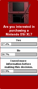 Weekly Poll for 11-2-2009