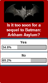 Weekly Poll for 12-14-2009