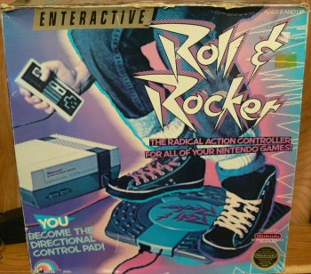 Press The Buttons: Roll & Rocker Novelty Controller Is Ready For