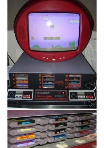 Nintendo Kiosk