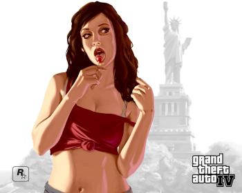 GTA4 girl
