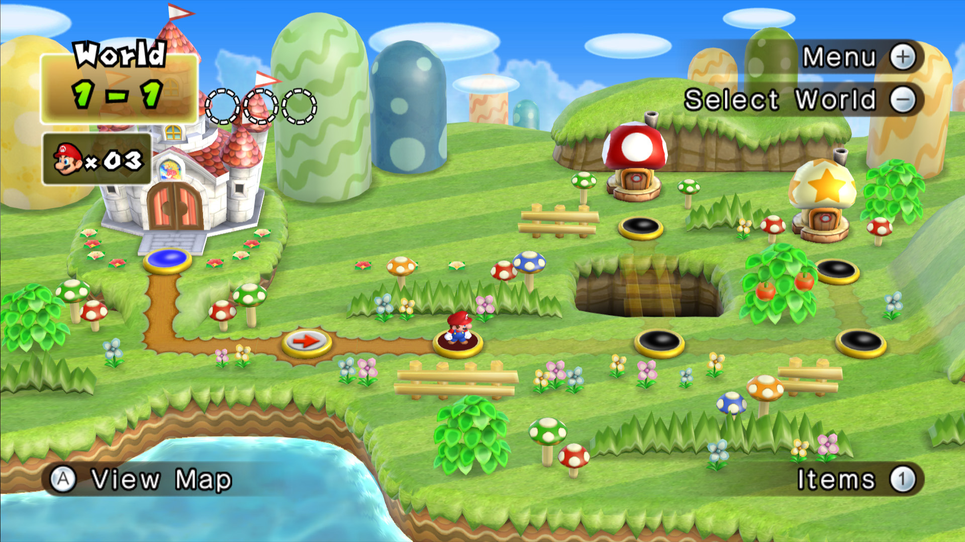 New Super Mario Bros. Wii HD