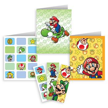 Club Nintendo folders