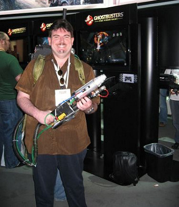 MattG at E3 2009