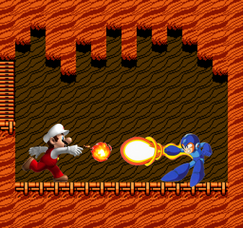 Nintendo vs Capcom