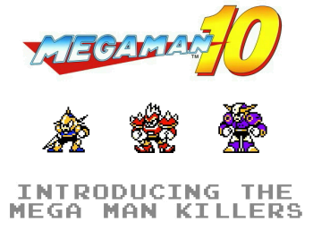 Introducing The Mega Man Killers
