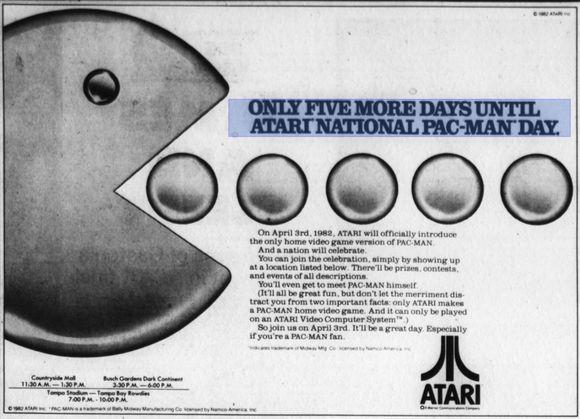 Atari National Pac-Man Day
