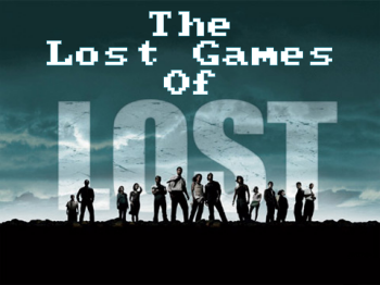 The Lost Games Of Lost