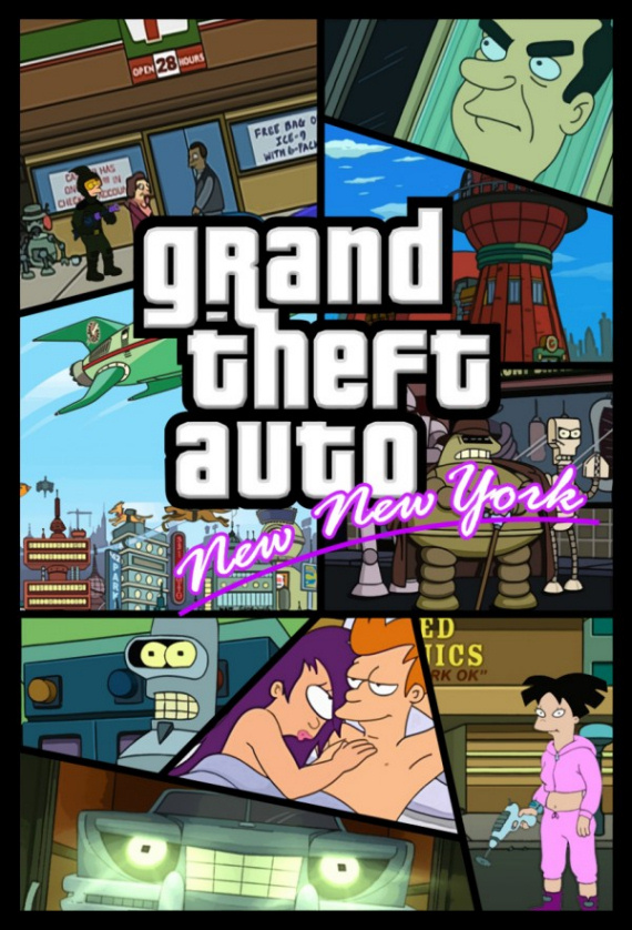 Grand Theft Auto: New New York