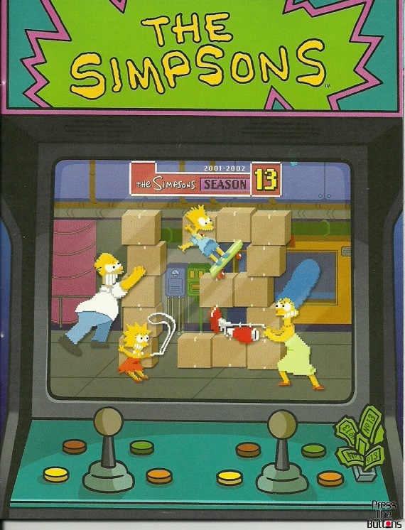 The Simpsons - Season 13