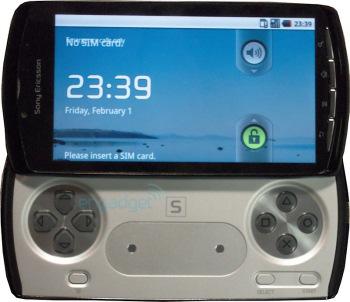 PlayStation Phone Prototype