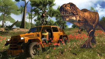 Just Cause 2 - Now With Dinosaurs!