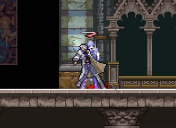 Press The Buttons New 2d Co Op Multiplayer Castlevania