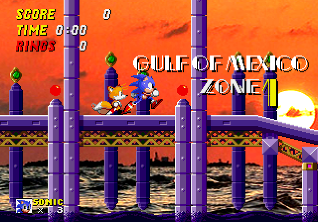 Gulf of Mexico Zone