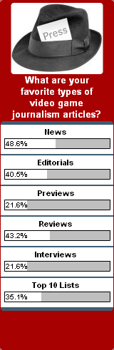 Weekly Poll for 7-6-2010