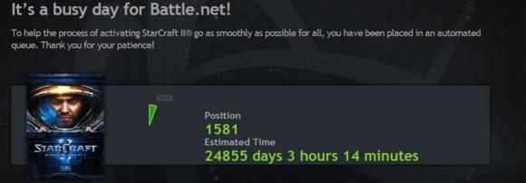 It's a busy day for Battle.net!