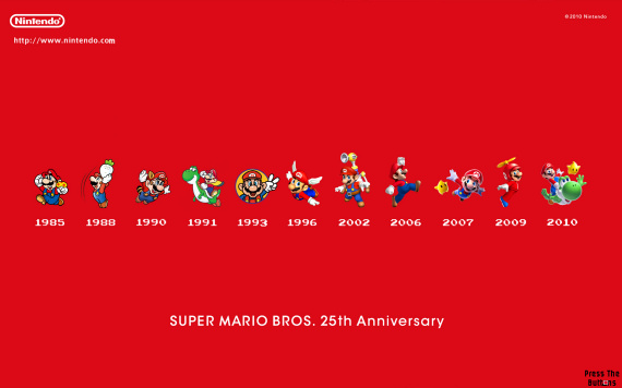 Super Mario Bros. 25th Anniversary