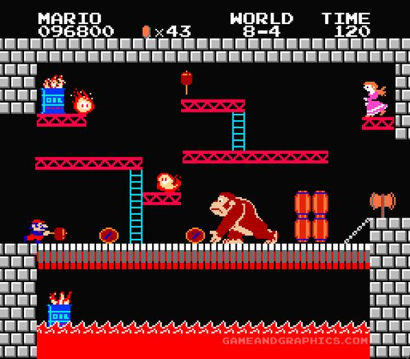 Donkey Kong vs. Super Mario Bros