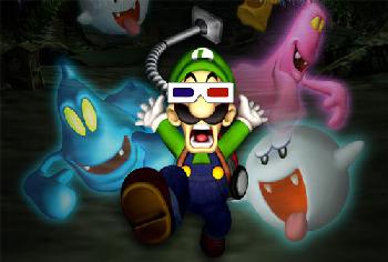 Luigi's Mansion 3D
