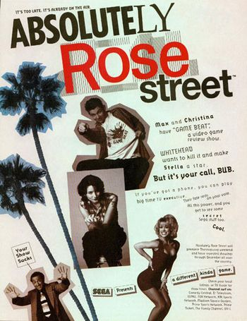 Absolutely Rose Street