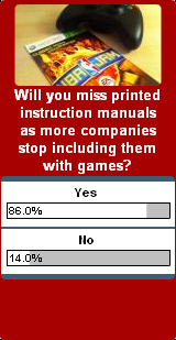 Weekly Poll for 3-21-2011