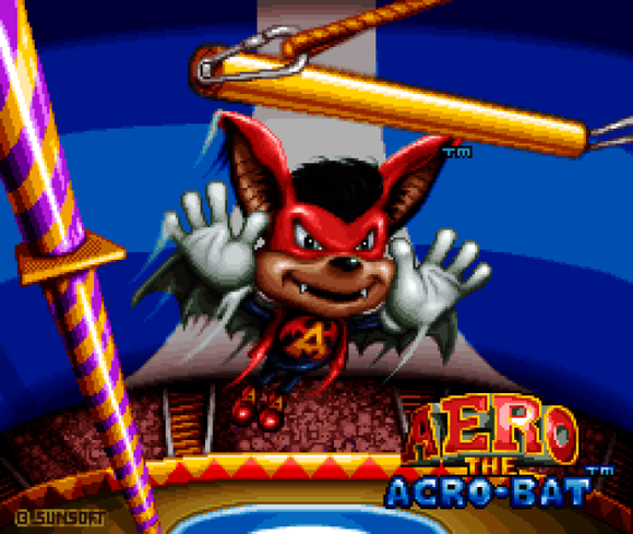 Aero the Acro-Bat