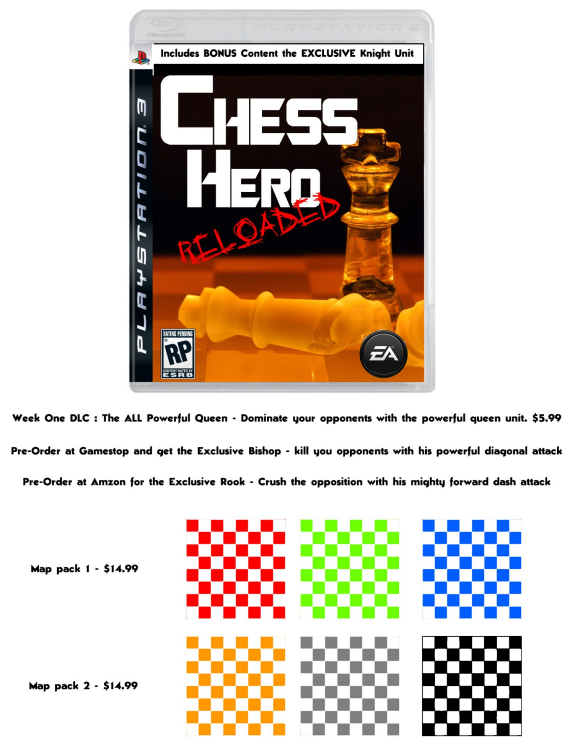 Chess Hero Reloaded