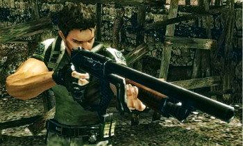 Resident Evil: The Mercenaries 3D