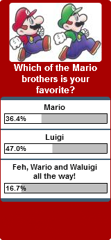 Weekly Poll for 9-26-2011