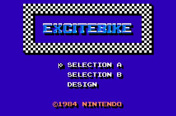 Excitebike 3D