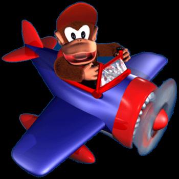Diddy Kong Pilot