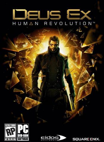 deus ex target audience. Deus Ex: Human Revolution