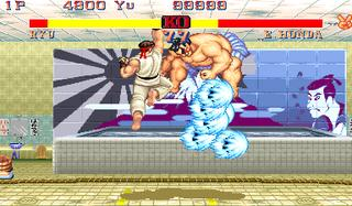 Press The Buttons Street Fighter Ii Rainbow Edition Breaks All