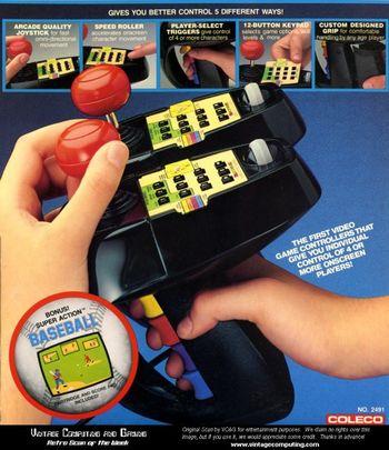 Super Action Controller